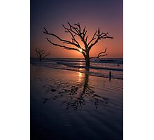 Boneyard Glow - Botany Bay Photographic Print