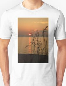 Glowing Grass Unisex T-Shirt