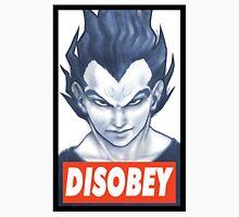 Majin Vegeta Disobey Unisex T-Shirt