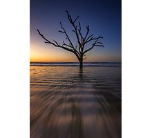 Botany Bay Morning Glow Photographic Print