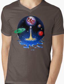 E.L.O. Universe Mens V-Neck T-Shirt