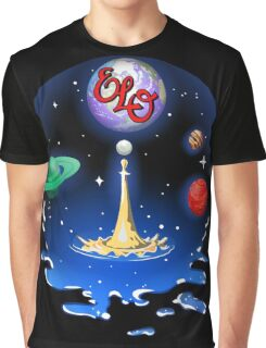 E.L.O. Universe Graphic T-Shirt