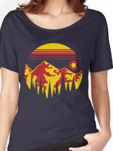 Colorado Skies Women's Relaxed Fit T-Shirt