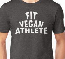 Fit Vegan Athlete Unisex T-Shirt
