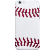 Leather Sport Ball iPhone Case/Skin
