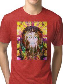 SON OF MAN 1 Tri-blend T-Shirt