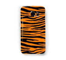 0471 Orange (Color Wheel) Tiger Samsung Galaxy Case/Skin