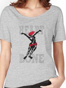 Heart Bone Women's Relaxed Fit T-Shirt