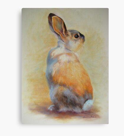 Casper Canvas Print