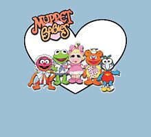 Muppet Babies! Womens Fitted T-Shirt
