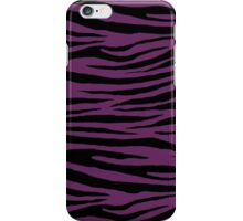 0483 Palatinate Purple Tiger iPhone Case/Skin