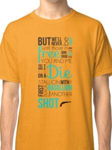 My Shot - Hamilton Classic T-Shirt