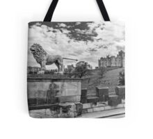 Alnwick Castle, Northumberland Tote Bag