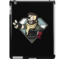 Fallout Metal Gear iPad Case/Skin