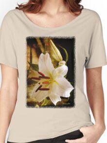Sweet Days of Summer ~ The Lily's in Bloom Women's Relaxed Fit T-Shirt