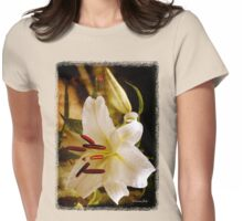 Sweet Days of Summer ~ The Lily's in Bloom Womens Fitted T-Shirt