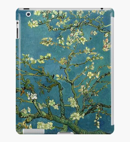 Van Gogh Almond Blossoms iPad Case/Skin