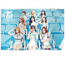 twice Cheer Up poster  Poster