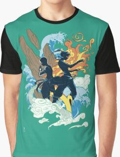 the two avatars variant Graphic T-Shirt