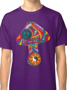 Psychedelic Mushroom Classic T-Shirt