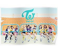 twice Cheer Up  Poster