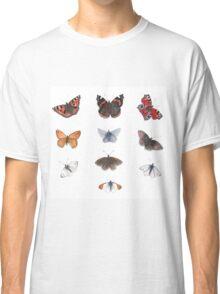Butterflies of Scotland Classic T-Shirt
