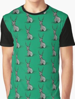 Deer in the water Graphic T-Shirt