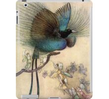 Warwick Goble Fairies And The Bird Of Paradise iPad Case/Skin