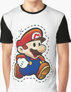 It's Paper Mario! Graphic T-Shirt