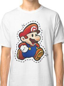 It's Paper Mario! Classic T-Shirt