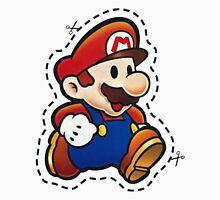 It's Paper Mario! Unisex T-Shirt