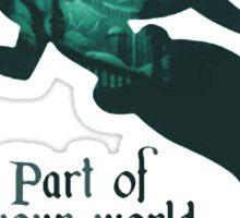 Mermaid World Sticker