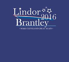 Lindor Brantley 2016 Unisex T-Shirt