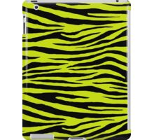 0507 Bitter Lemon Tiger iPad Case/Skin