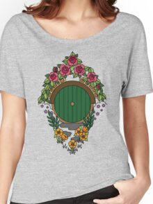 Hobbit Hole Women's Relaxed Fit T-Shirt