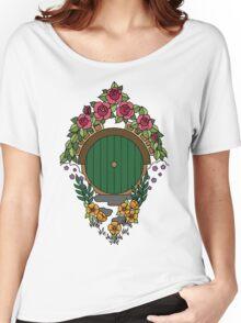 Hobbit Hole Women's Relaxed Fit T-Shirt