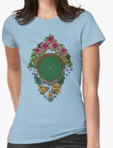 Hobbit Hole Womens Fitted T-Shirt