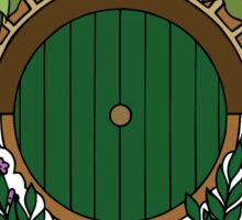Hobbit Hole Sticker