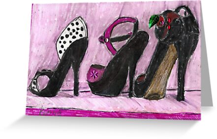 Shoes,Lets Get Some Shoes! by RobynLee