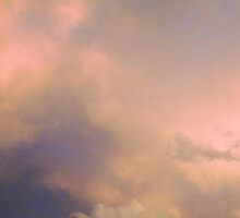 RENAISSANCE SKY by Sandra  Aguirre