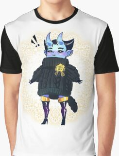 Sweater Imp Graphic T-Shirt