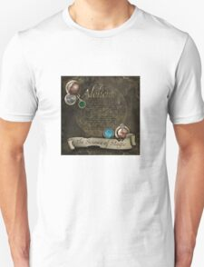 Alchemy-the science of magic T-Shirt