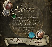 Alchemy-the science of magic by Melanie Moor