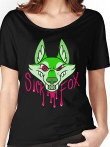 Sick Fox Women's Relaxed Fit T-Shirt