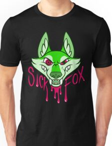 Sick Fox Unisex T-Shirt