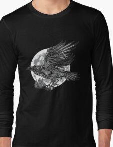 send a raven Long Sleeve T-Shirt