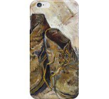 Vincent Van Gogh - Shoes  iPhone Case/Skin