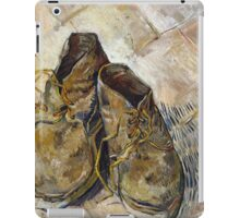 Vincent Van Gogh - Shoes - Van Gogh - Shoes  iPad Case/Skin