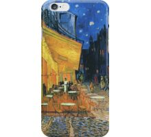 Vincent Van Gogh -Cafe Terrace at Night .Van Gogh -Cafe Terrace at Night iPhone Case/Skin