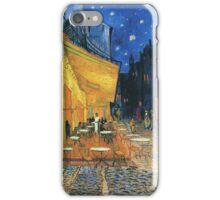 Vincent Van Gogh -Cafe Terrace at Night .Van Gogh -Cafe Terrace at Night iPhone Case/Skin